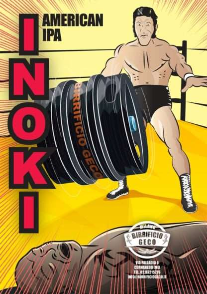 Poster Inoki
