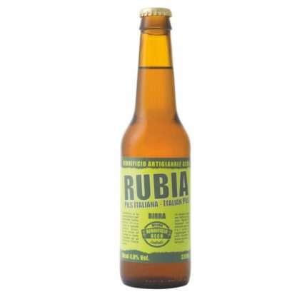 Bottiglia 33cl Rubia