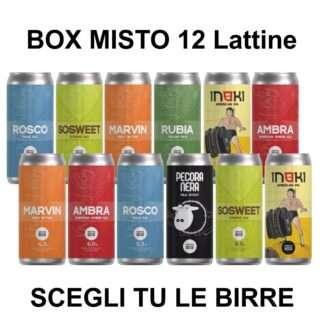 Box 12 lattine